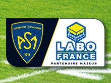 Sponsoring LABO FRANCE / ASM